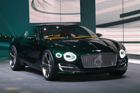 Bentley Photo Gallery Bentley Exp 10 Speed 6 Concept Front Three Quarter 02 Photo 1