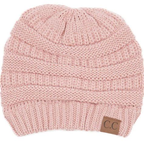 cable knit beanie c c exclusives cable knit beanie in pink hat 20a