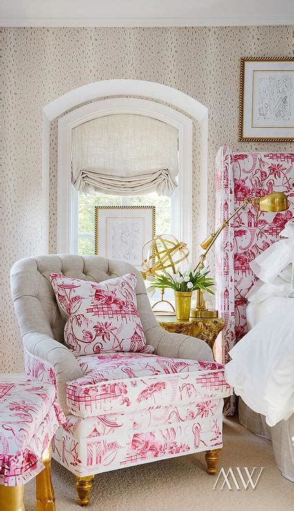 beautiful beige bedrooms awesome chic bedroom decor features pink toile headboard