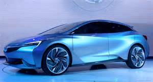 Buick Future Cars Buick Velite Concept Debuts In Guangzhou Previews Future