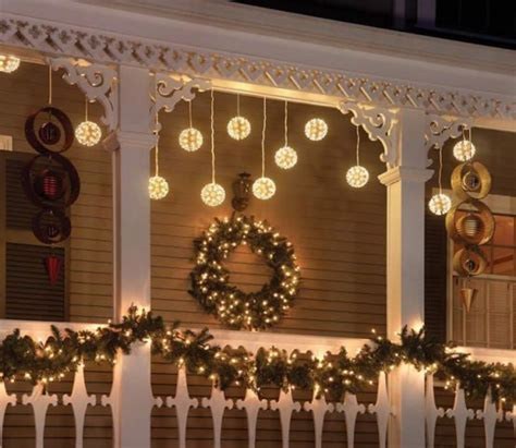Pictures Of Christmas Decorating Ideas For The Home 26 super cool outdoor d 233 cor ideas with christmas lights
