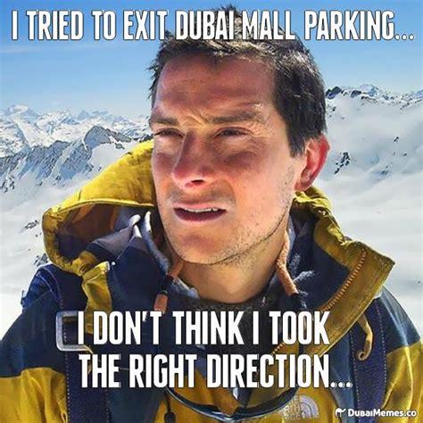 Dubai Memes - dubai mall parking dubai meme random food travel