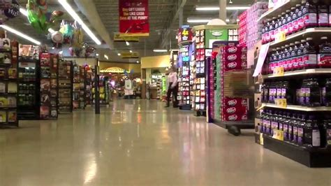 Usa American Grocery Store Las Vegas Nevada Vons Time