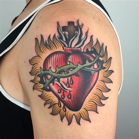 tattoo old school heart old school heart tattoo best tattoo ideas gallery