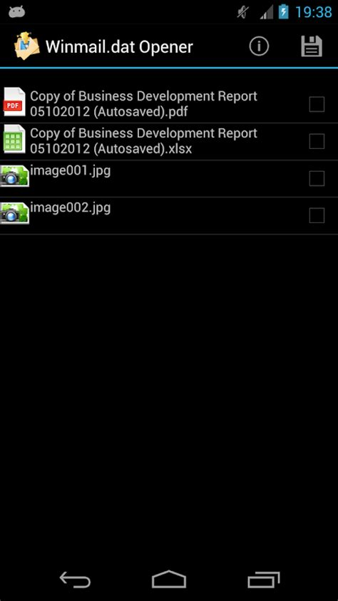 winmail dat android winmail dat opener play의 android 앱