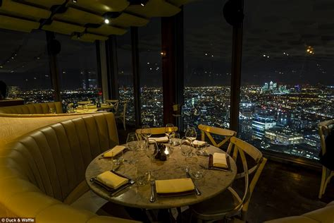 luckee restaurant new year the most stunning restaurant views in britain revealed