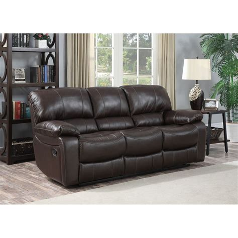 sam s reclining sofa best 25 leather reclining sofa ideas on