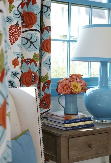 turquoise and orange home decor 46 best turquoise orange home decor images on pinterest