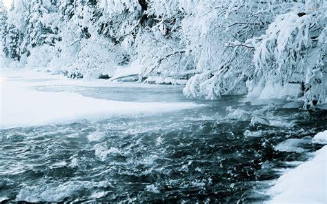 frozen river wallpaper frozen river wallpaper
