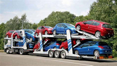 Lohr Porte Voiture gamme de convois porte voitures haiku design