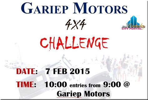 gariep motors gariep motors 4x4 challenge kimberley 2018 kimberley