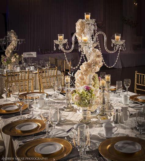 Candelabra Wedding Centerpiece With Flowers Google Candelabra Wedding Centerpieces