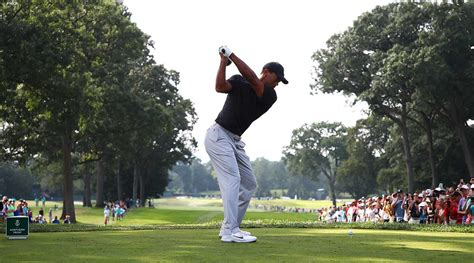 tiger woods s swing is a thing of here s how you