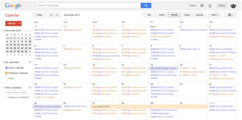 Shared Calendar For Couples Finding Time For Your Ldr Partner With A Busy Work Schedule
