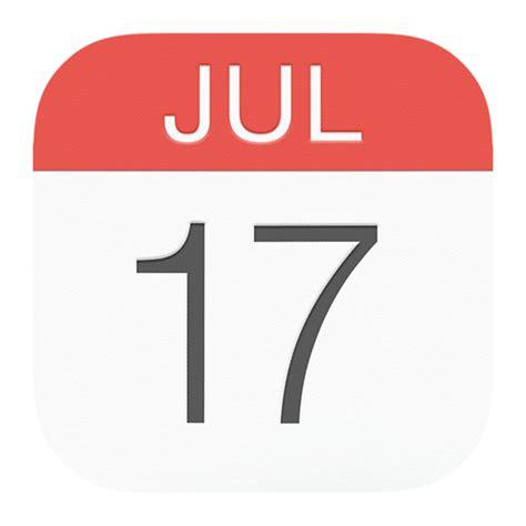 Calendar Icon Png Calendar Icon Ios 8 Iconset Dtafalonso