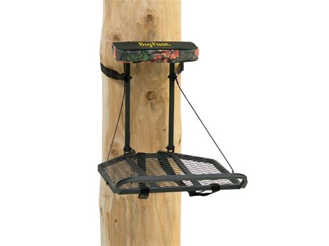 Rivers Edge Comfort Tree Seat by Rivers Edge Big Foot Xl Classic Hang On Treestand Steel