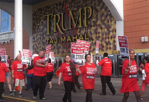 Cosabella Strikes Deal To Produce And The City by Taj Mahal Casino Closes After 100 Days Of Strike