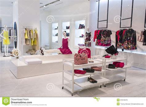 Storefront Designer Download women fashion store stock photo image 31512570