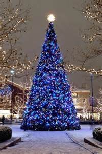 awesome christmas tree ph blue pinterest
