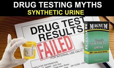 Urine Detox Kit by Pass A Test With Synthetic Urine Detox Pills Pass