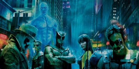 Watchmen 2009 Film Watchmen Adapting The Book To Film The Artifice