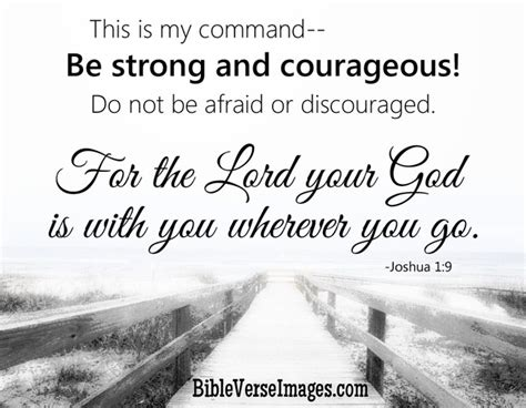 be strong and courageous joshua 1 9 navy christian best bible verses bible verse images