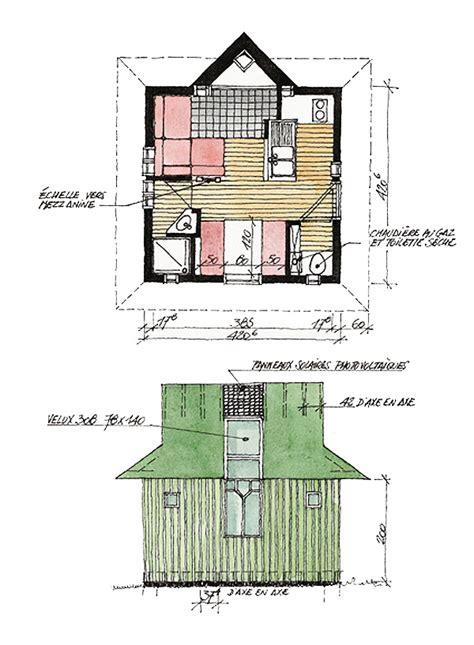 construction de cabane bois plans dimensions mat 233 riaux