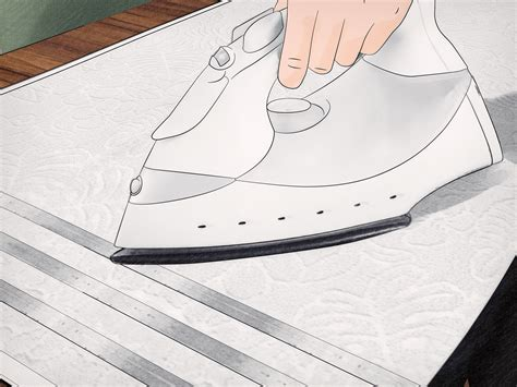 how to get a crease out of a rug 4 ways to get wrinkles out of leather wikihow