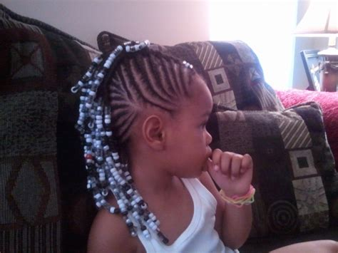 Little Boy Hairstyles With Beads | black kids braided hairstyles with beads 73484 braids for