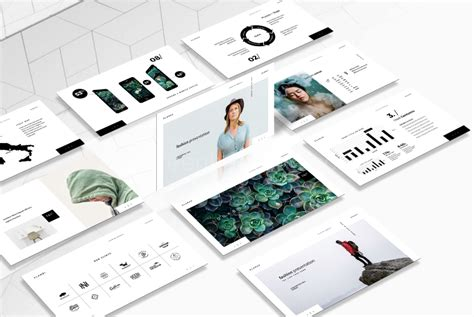 Mod Fashion Powerpoint Template Free Download Stylish Ppt Templates Free