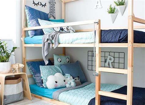 desain tempat tidur tingkat seru  ruangan tampil lega
