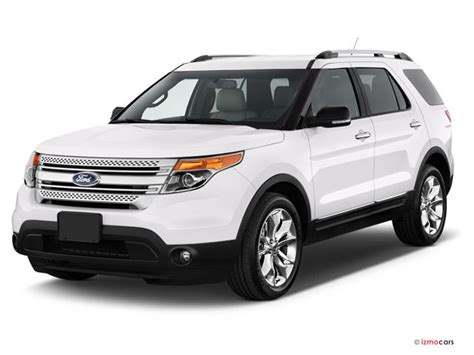 2012 Ford Prices Reviews And 2012 Ford Explorer Prices Reviews And Pictures U S News World Report
