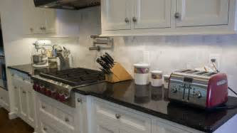 small kitchen spaces with black pearl granite countertops