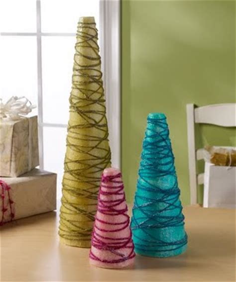 picture of cone shaped christmas tree