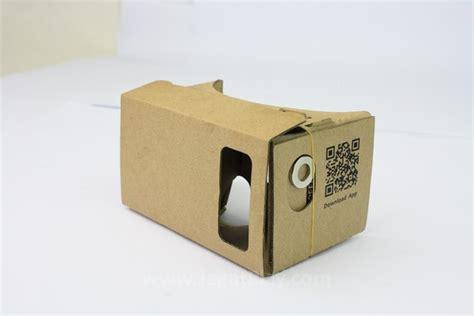 Vr Kardus playtest gaming dengan cardboard jagat play
