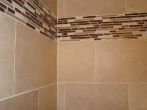 bathroom border tiles ideas for bathrooms glass tile border modern bathroom cleveland by architectural justice