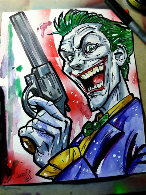watercolor joker tattoo best 25 batman painting ideas on pinterest batman art