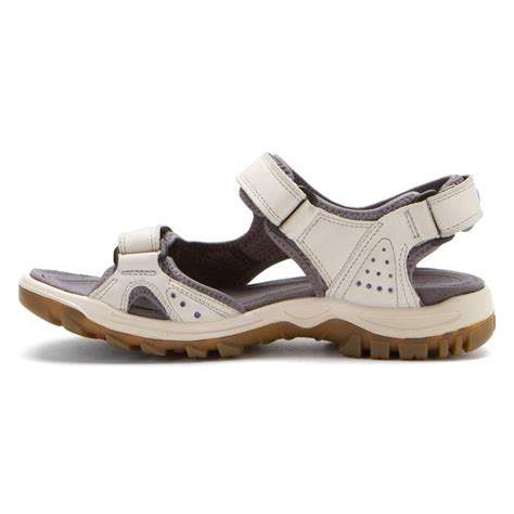 ecco sandals womens ecco women s cheja sandal sandals in shadow white baja