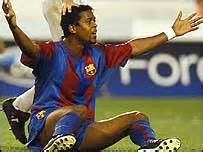 Us Visa Refusal Criminal Record Sport Football Kluivert Refused Entry To Us