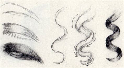 How To Draw Hairstyles by How To Draw Hairstyles 5 Styles To Draw