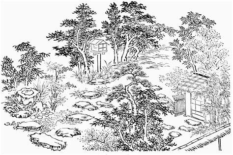 japanischer garten zeichnung robert ketchell s october 2014
