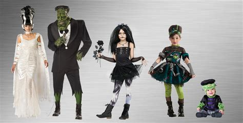 themes of family in frankenstein scary monster costumes buycostumes com