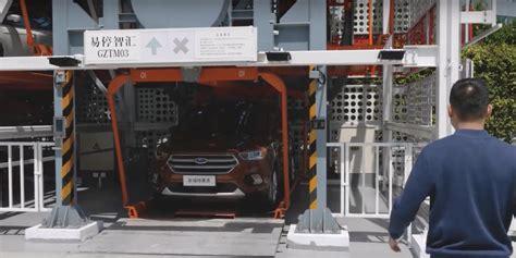 alibaba ford ford y alibaba crean la m 225 quina expendedora de veh 237 culos