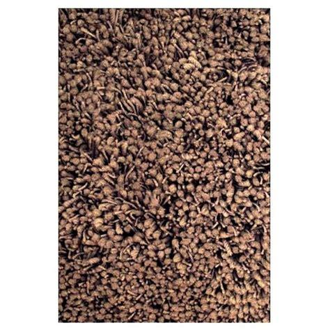 light brown shag rug la rug shag plus light brown 3 ft 3 in x 4 ft 10 in area rug shp 38 3958 the home depot