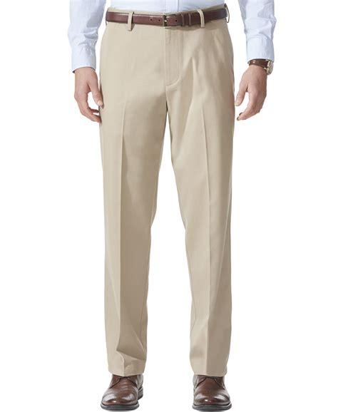 dockers comfort khaki dockers relaxed fit comfort khaki pants d4 in natural for
