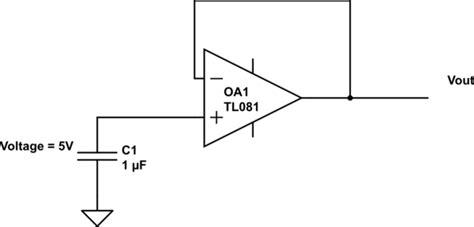 op capacitor circuit op capacitor with op electrical engineering stack exchange