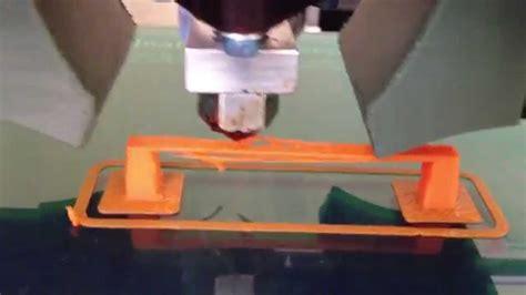 R Tunix Printing World airwolf xl 3d printer bridge printing