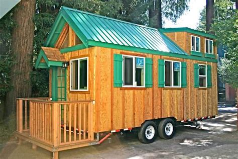 tiny house prints tiny house with a flip up porch
