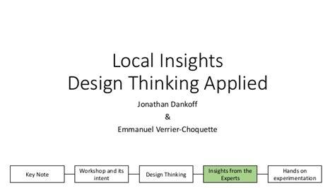 Design Thinking Vs Mba by Slide Design Thinking Workshop Mba Hec