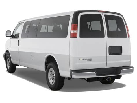 chevrolet express 2014 chevrolet express passenger chevy pictures photos